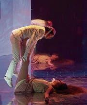Szene aus dem Stück «Alice». (Bild: Janosch Abel)