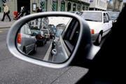 Gemäss dem Komitee soll der Verkehr im Stadtzentrum Luzerns um bis zu 40 Prozent abnehmen. (Bild Michael Buholzer/Neue LZ)