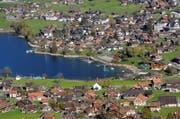 Die Gemeinde Lungern. (Bild: Robert Hess OZ (Lungern am See, 29. Oktober 2010))