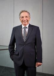 Robert Muri, Leiter der Division Schweiz (Executive Vice President Switzerland) geht wie geplant Ende 2016 in Pension (Bild: PD)