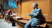 Tim Guldimann politisiert seit 2015 im Nationalrat. (Bild: Peter Klaunzer/Keystone (Bern, 29. Mai 2017))