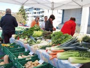 Am 25. März findet der 1. Samstagsmarkt in diesem Jahr statt. (Bild: PD)