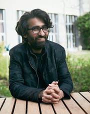 Mahdi Rezaei-Tazik (33) ist Agnostiker, Islam-Experte und Polit-Aktivist. (Bild: Jakob Ineichen (Luzern, 23. März 2017))