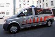 Einsatzwagen der Luzerner Polizei. (Symbolbild) (Bild: Keystone)