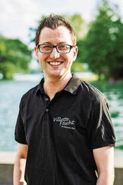 Silvan Zemp, OK-Präsident vom Villette-Fäscht. (Bild: ZZ)