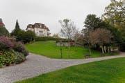 Ende Juni 2016 schliesst die International School of Zug and Luzern den Standort in der Villa Krämerstein in Horw – nach zehn Jahren. (Bild Philipp Schmidli)