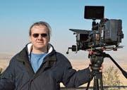 Im In- und Ausland tätig: der Filmemacher und Jesuit Christof Wolf (47).