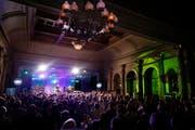 Die fünfte Ausgabe des Retro Festivals im Hotel Schweizerhof ist bereits ausverkauft. (Bild: pd)