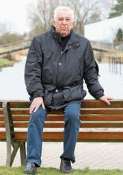 Ex-DDR-Funktionär Egon Krenz lebt heute an der Ostsee.