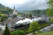 Wolhusen (Bild), Menznau, Hasle, Altwis und Büron haben beim Kanton Luzern Sonderbeitragsgesuche gestellt. (Bild: Leserbild Josef Lustenberger)