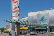 Der erste Zara-Laden in der Umgebung Luzern wird im Emmen-Center eröffnet. (Bild: Philipp Schmidli)