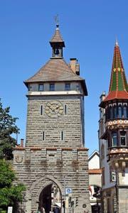 Das Schnetztorsin Konstanz. (Bilder Andreas Faessler)