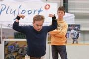 Jeder konnte an der Swiss Handicap Messe in Luzern seine Stärken finden. (Bild: PD)