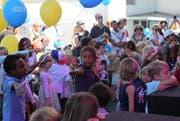 Das Kinderprogramm am Glücklich Festival war im letzten Jahr gut besucht. (Bild: zvg/GluecklichFestival)