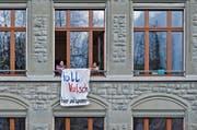 Die Lehrerschaft probt den Aufstand. (Bild: Archiv/Pius Amrein / Neue LZ)