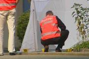 Die angefahrenen Personen stammen aus Polen. (Bild: Beat Kälin/newspictures.ch)