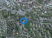 Die Unfallstelle bei der Kreuzung Urswilstrasse / Brunnenmöslistrasse. (Bild: Google Maps)