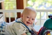 Maxwell aus Engelberg ist auf eine Blutstammzellspende angewiesen. (Bild: PD)