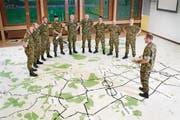 Wer in der Armee weitermacht, der profitiert unter gewissen Umständen im Studium. (Bild: VBS/DDPS)