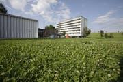 Das kantonale Gymnasium in Menzingen. (Bild Stefan Kaiser/Neue ZZ)