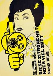 Film ab: Werbung für das Zürcher Kino Xenix. (Bild: PD)