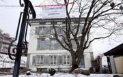 Aus dem Gasthaus Krone wird kein Gemeindehaus ? dies haben die Sattler klar bestimmt. (Bild Laura Vercellone/Neue SZ)
