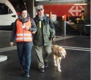 Anerkennungspreis von 30'000 Franken für die SOS Bahnhofhilfe Luzern. (Bild: PD)