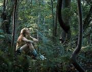 Szene aus dem Spielfilmdébut «Blue My Mind». (Bild: Frenetic Films)