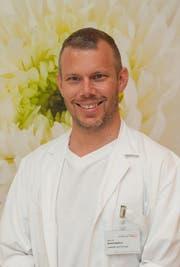 Matthias Strebel ist neuer Co-Chefarzt am Kantonsspital Nidwalden. (Bild: PD)