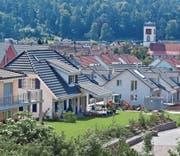 Das Parlament will die Situation von Haus- und Wohnungseigentümern verbessern. (Bild: Gaëtan Bally/Keystone (Neftenbach, 4. Juni 2010))