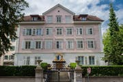 Bezirksgericht Luzern (Bild: Roger Grütter, 1. Juni 2016)