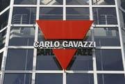 Carlo Gavazzi Hauptsitz in Steinhausen. (Bild: Keystone)