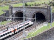 Auf der Gotthard-Bergstrecke plant die SBB für kommendes Jahr touristische Angebote. (Archivbild) (Bild: Keystone/URS FLUEELER)