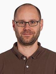 Sven Trelle (43), Mitinitiant der Cannabis-Studie an der Uni Bern. (Bild: Uni Bern)