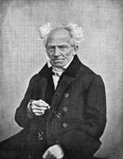 Eigenbrötler: Philosoph Arthur Schopenhauer. (Bild: Getty)