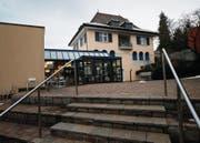 Das Gebäude der ehemaligen Schwesternschule wird zur neuen Bleibe der Internat/Schule Horbach. (Bild: Stefan Kaiser (Zug, 19. Dezember 2017))