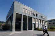 Im Fokus: Das Zuger Kantonsgericht im Verwaltungszentrum an der Aa. (Bild: Stefan Kaiser / Neue ZZ)