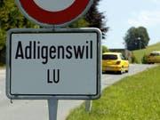 Das Bundesgericht hat sich wegen eines Falls aus Adligenswil mit dem Verbandsbeschwerderecht befasst. (Archivbild) (Bild: Keystone/URS FLUEELER)