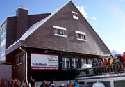 Das Skihaus auf Melchsee-Frutt gehört nun dem Skuclub Flüeli-Ranft. (Bild pd)