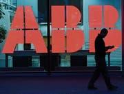 ABB tätigt bereits die zweite Grossübernahme im laufenden Jahr. (Bild: Steffen Schmidt/Keystone (Zürich, 13. März 2014))