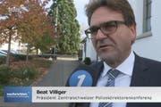 Beat Villiger im Interview mit Tele1. (Bild: Tele1)