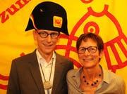 Rudolf I. und Judith Zurflüh. (Bild: PD)