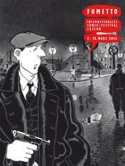 Das diesjährige Cover des Fumetto, gestaltet vom Künstler Tardi. (Bild: PD)