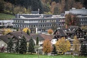 Das Druckzentrum in Adligenswil soll Ende 2018 geschlossen werden. (Bild: Pius Amrein (8. November 2017))