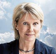 Aufsteigerin: UBS-Managerin Christine Novakovi. Bild: PD (Bild: PD)