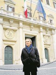 «Die rechten Parteien gewinnen in ganz Europa an Zuspruch. Wir werden ihnen Italien nicht überlassen.» – Gianni Farina, PD-Kandidat für das italienische Parlament.