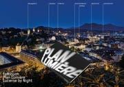 Das Fotobuch zur Plan Lumière feierte am Dienstag Vernissage. (Bild: PD)
