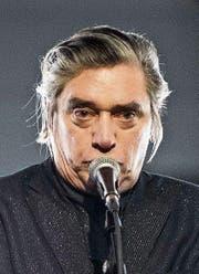 Der deutsche Sänger, Gitarrist und Rezitator Blixa Bargeld (58). (Bild: Getty (Paris, 7. März 2017))