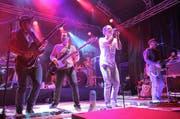Die Band Dada Ante Portas sucht mittels Crowdfunding Geld für ihr achtes Album. (Archivbild André A. Niederberger)