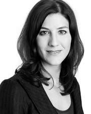 Die Trägerin des ersten Medienpreises von real21: Barbara Achermann. (Bild: pd/annabelle/Karin Heer)